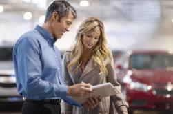 Purchase or Lease a Vehicle